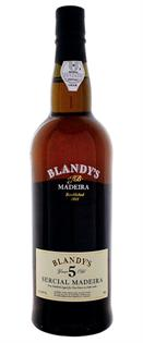 Blandy's Madeira Sercial 5 Year 750ml